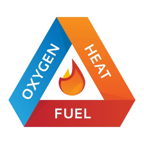 City-Fire-Fire-Triangle-Graphic